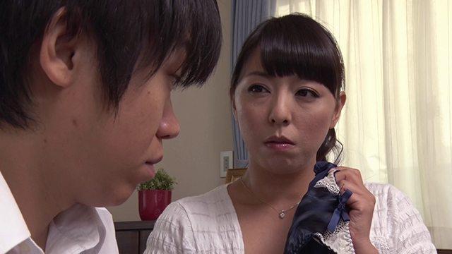 OKSN-210 - Ryoko Murakami - Mom Teaches Her Dick-Drilling